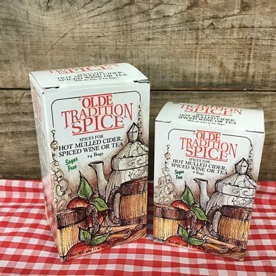 Olde Tradition Spice 8 bag box