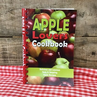 Apple Lovers Cookbook