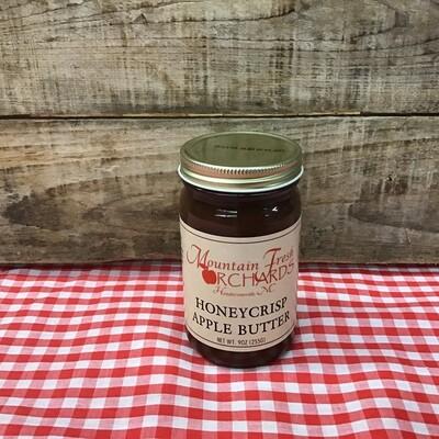 Apple Butter - Honey Crisp 9 oz