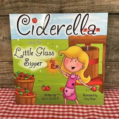Cinderella & the Little Glass Sipper