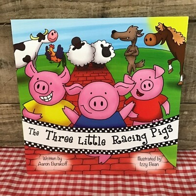 The Three Little Racing Pigs