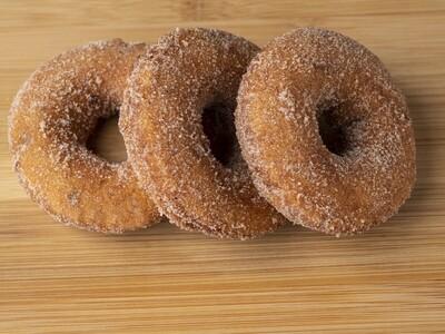 Apple Cider Donuts -  1/2 Dozen