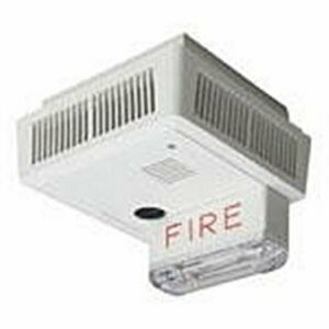 Gentex Smoke Detector With Ceiling Mount Model 7139CSC