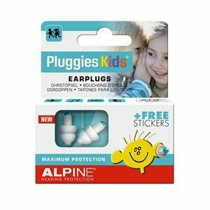 ALPINE PLUGGIES KIDS EARPLUGS (PAIR)