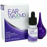 EARWAX MD TAKE-HOME KIT WITH BOTTLE (0.5 OZ) & BULB SYRINGE