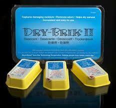 DRY & STORE DRY-BRIK II (3 PACK)