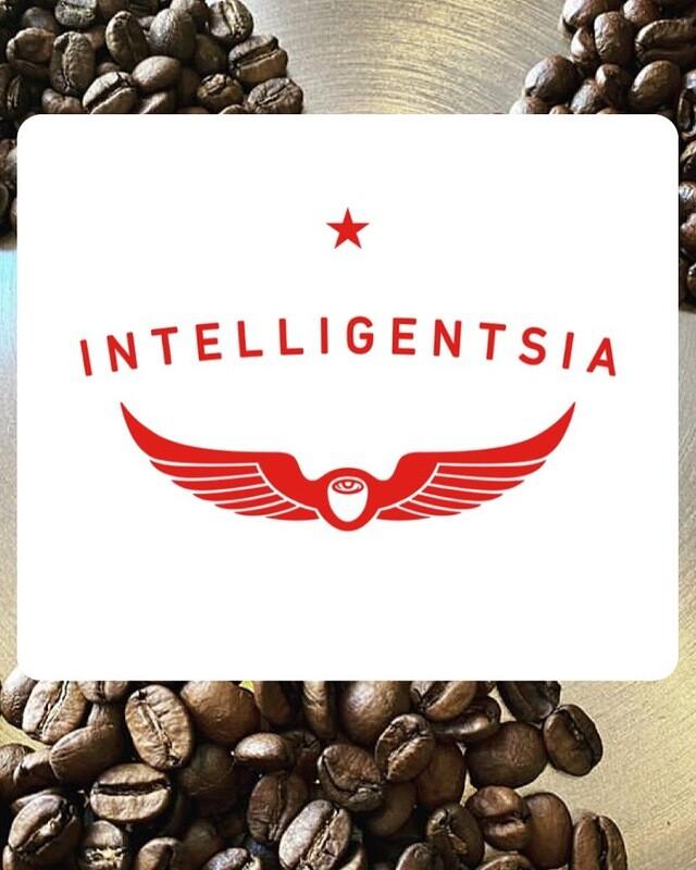 Intelligentsia Iced Latte