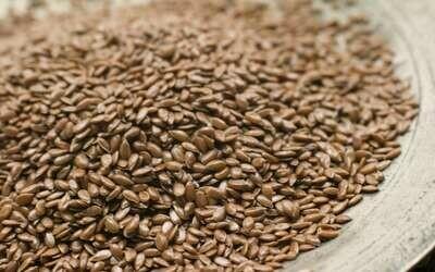 Graine de lin brun Bio Suisse