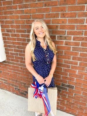Marine Anchor Lilly Dress