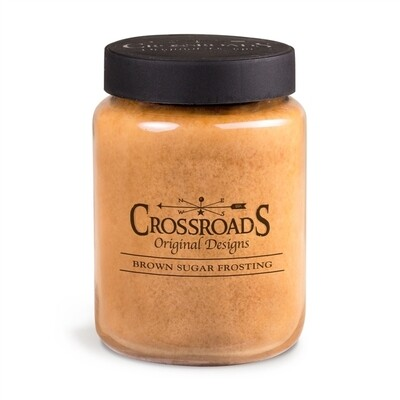 26 oz. Brown Sugar Frosting Candle