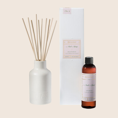 The Smell of Spring Reed Diffuser Set