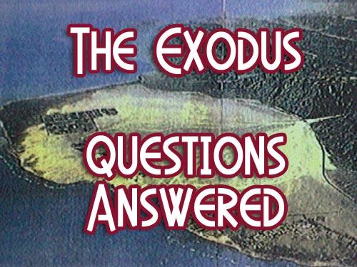 Questions Answered: The Exodus QA-Exodus