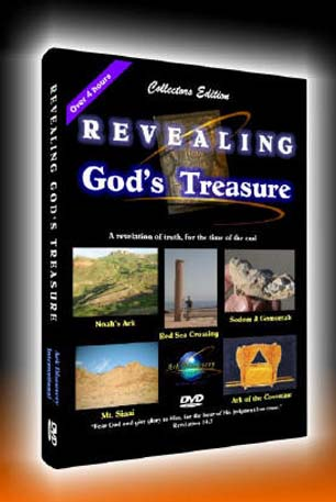 Revealing God's Treasure Revealing