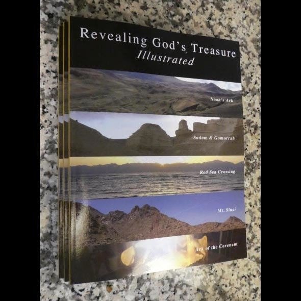 Revealing God's Treasure Illustrated RGT-book