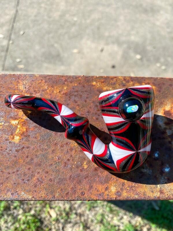 Matt Cascio Red Black White Beachball Sherlock WS