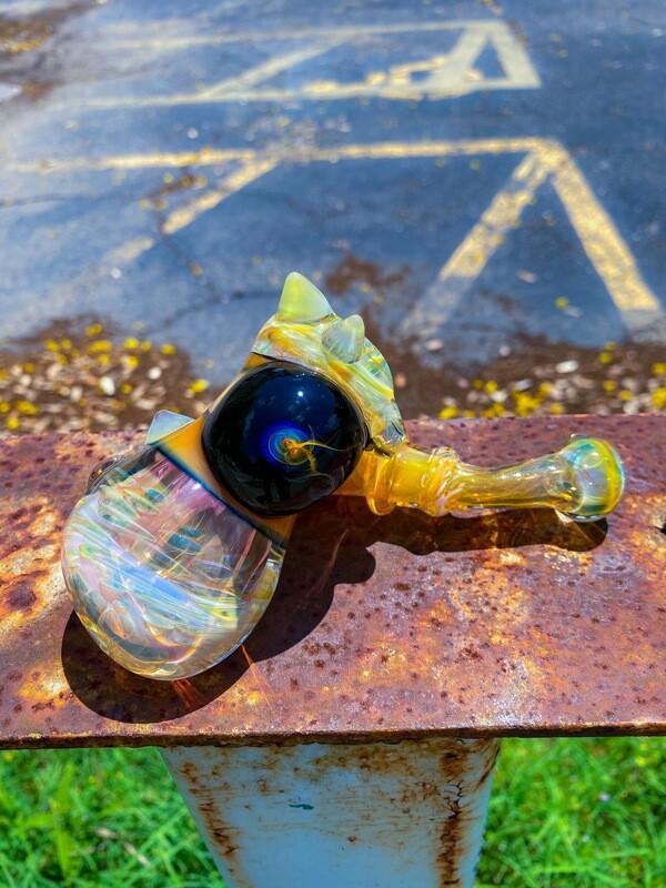 Jmass Fume opal Sidecar WS