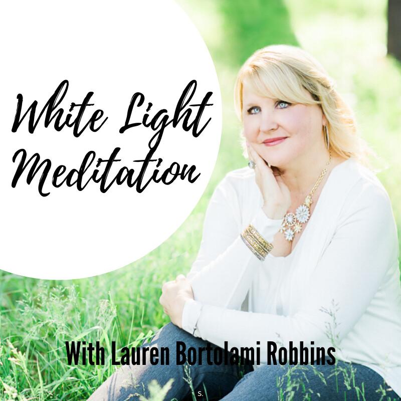 Audio - White Light Meditation