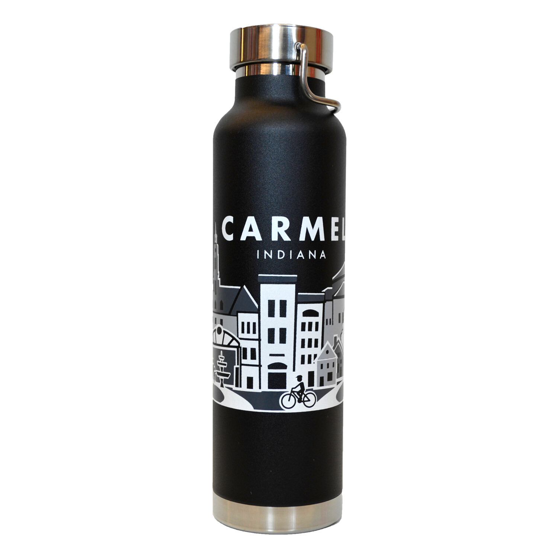 Cityscape Water Bottle