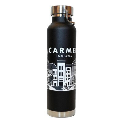Cityscape Water Bottle