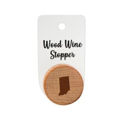 Hoosier Wine Stopper
