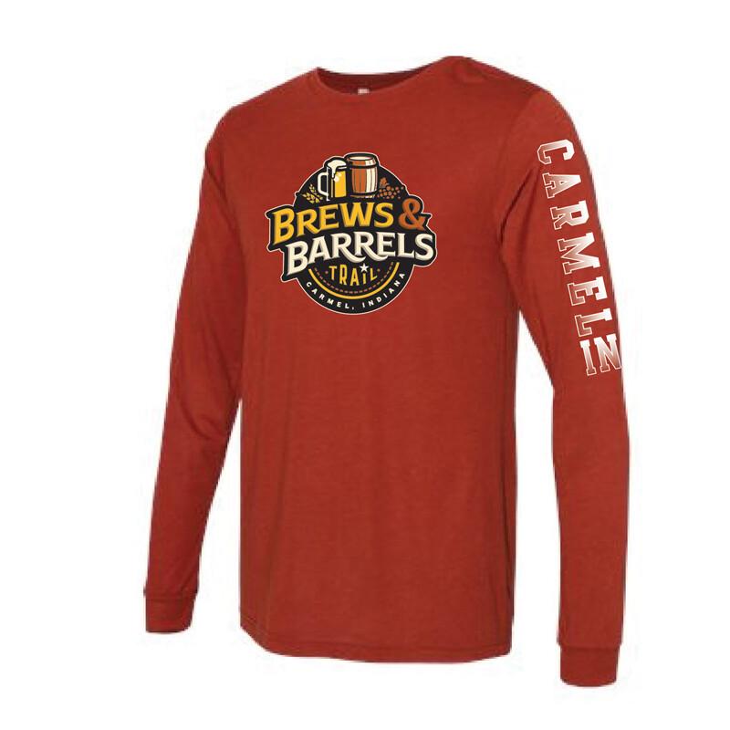 Brews & Barrels Trail shirts
