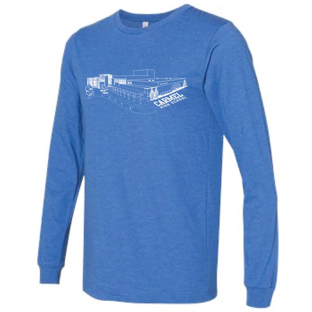 Carmel High School Long Sleeve shirt