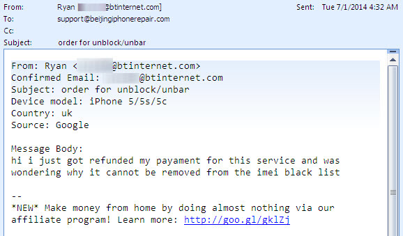 USA T-Mobile iPhone, Samsung, HTC, LG Unblock/Unbarring/Blacklist Removal  PROMO HOT SELLING