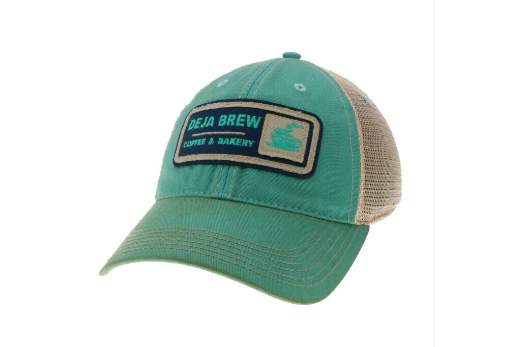 Deja Brew Hat (Color Options)
