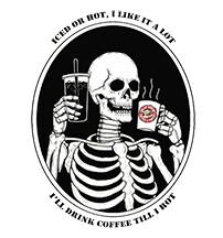 Skeleton Sticker ( 2.5