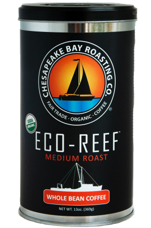CBRC - 'Eco Reef' Coffee (13 oz)