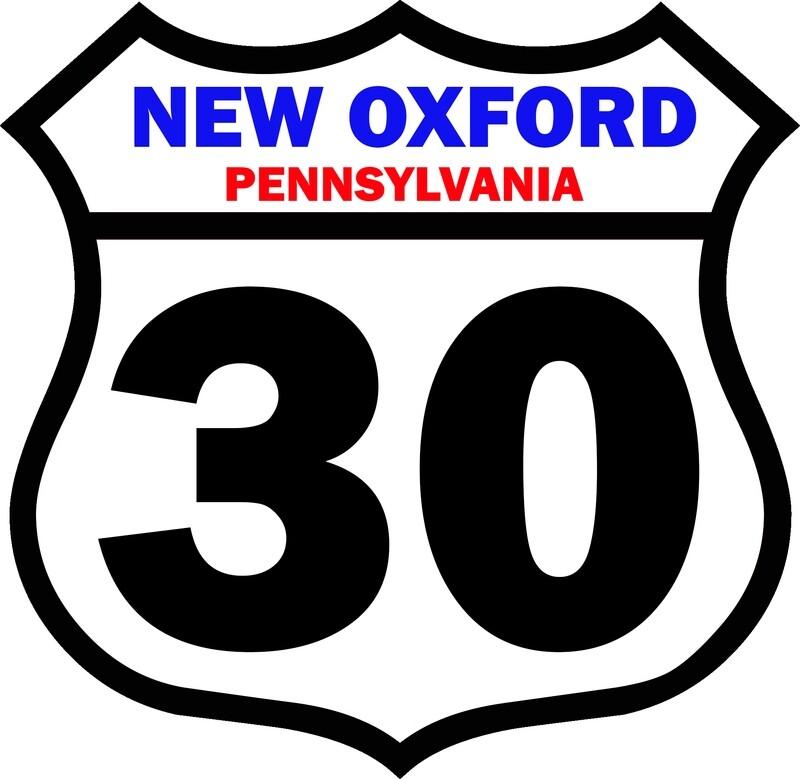 Route 30 Sticker (3