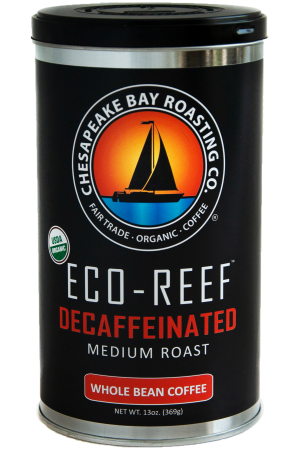 CBRC - 'Eco Reef'  Decaffeinated Coffee (13 oz)