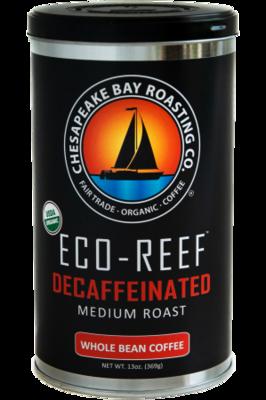 CBRC - 'Eco Reef'  Decaffeinated Coffee (13 oz)