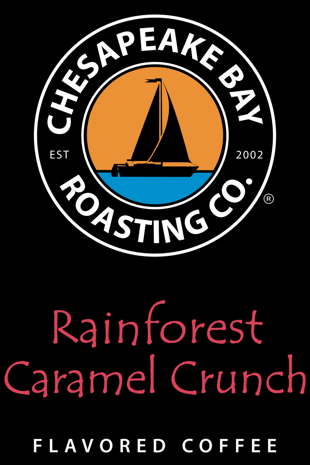 CBRC 'Rainforest Caramel Crunch' Coffee