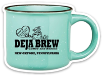 Deja Brew Coffee Cup Magnet