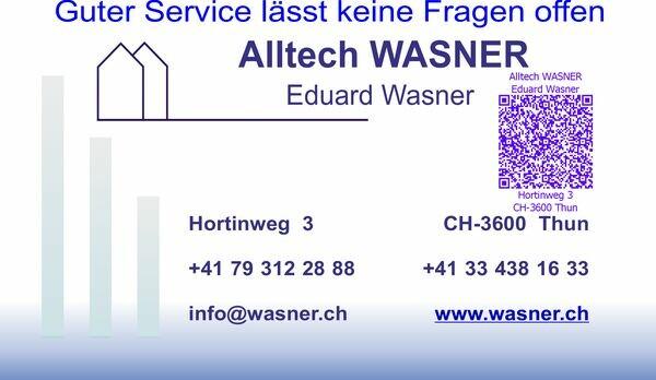 Online Shop Wasner Alltech