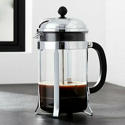 French Press for Two