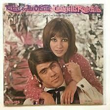 """Esther & Abi Ofarim """"Cinderella Rockefella"""" VG+ 1967"""