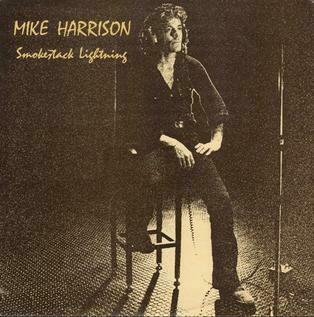 "Mike Harrison ""Smokestack Lightning"" VG+ 1973"