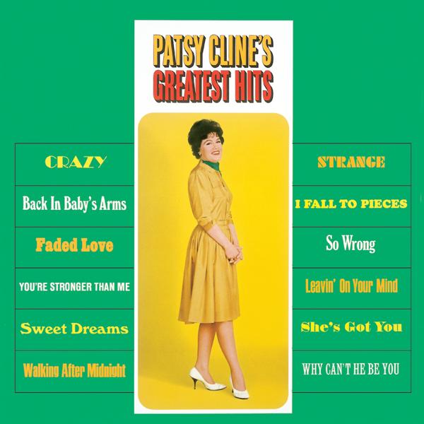"""Patsy Cline """"Patsy Cline's Greatest Hits"""""""