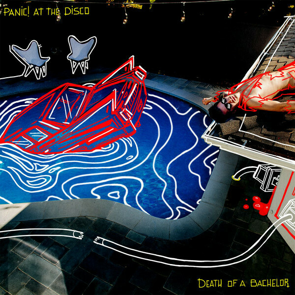 """Panic! At The Disco """"Death Of A Bachelor"""""""