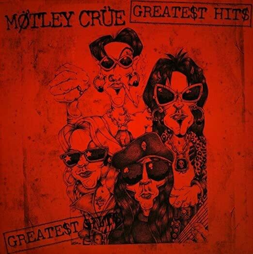 "Motley Crue ""Greatest Hits"""