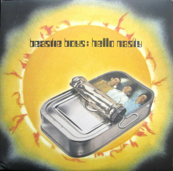 "Beastie Boys ""Hello Nasty"""