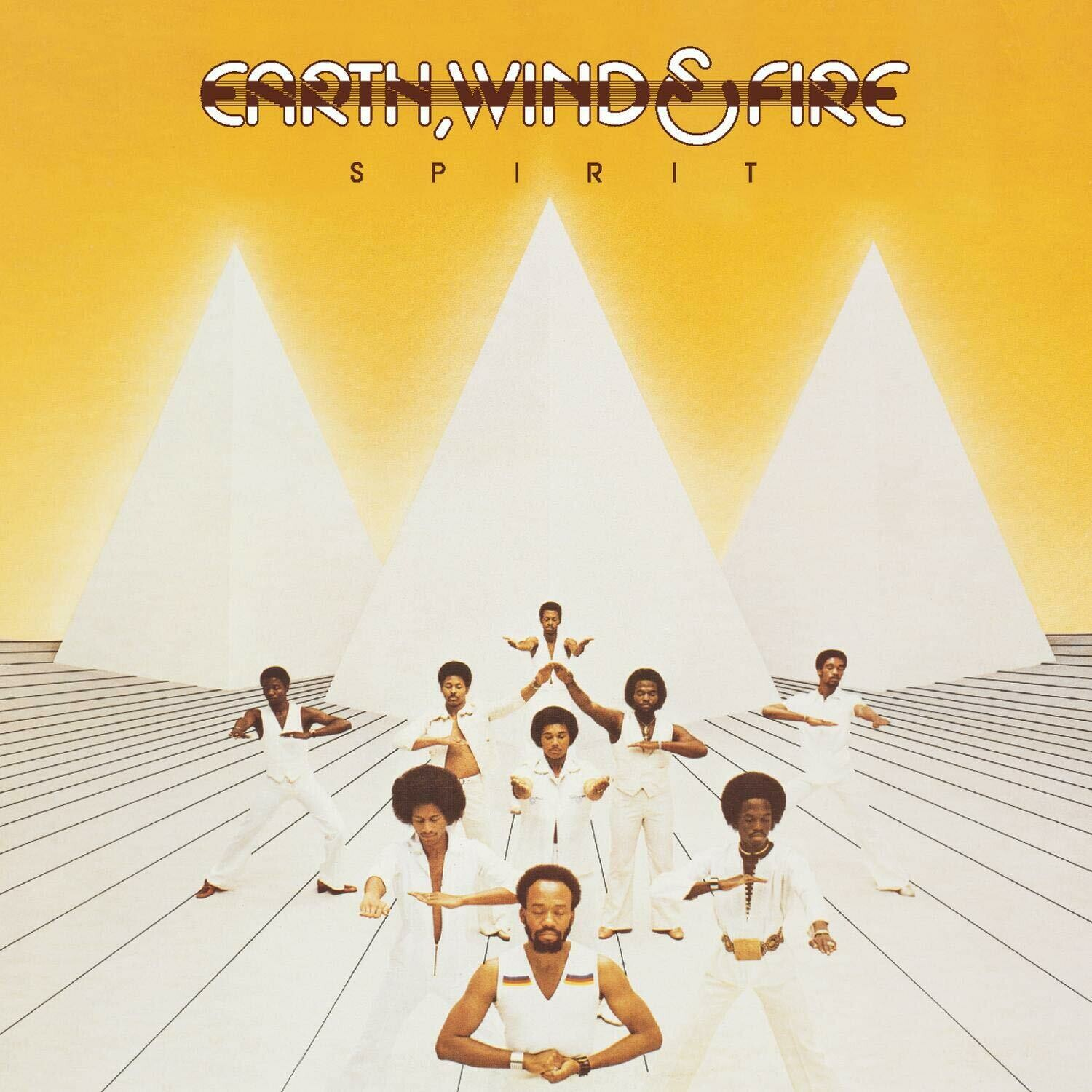 "Earth, Wind & Fire ""Spirit"" EX+ 1976"