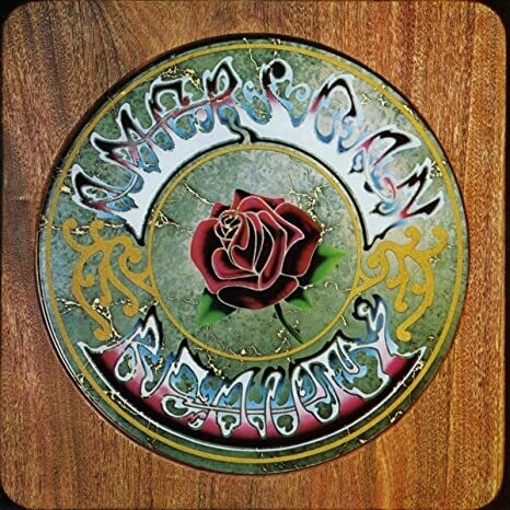 "Grateful Dead ""American Beauty"""