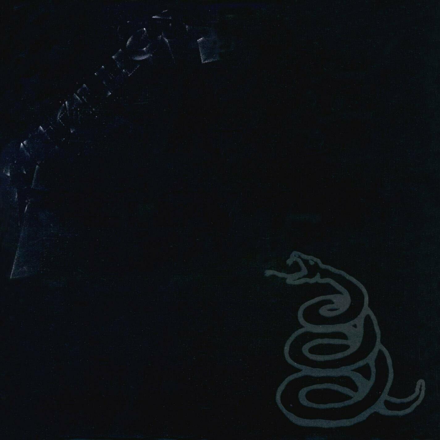 """Metallica """"Metallica"""""""