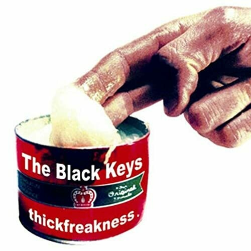 "The Black Keys ""thickfreakness"""