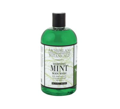 Morning Mint Body Wash 17oz