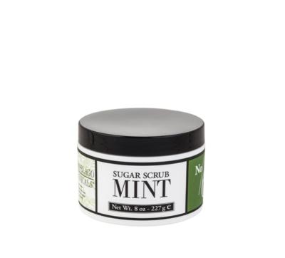 Morning Mint Sugar Scrub