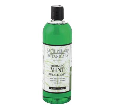 Mint Bubble Bath 16oz